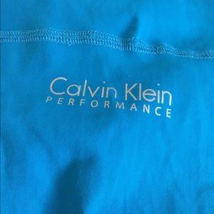 Calvin Klein Tops - XL Calvin Klein exercise top, reflective